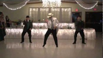Smooth Criminal Wedding Dance