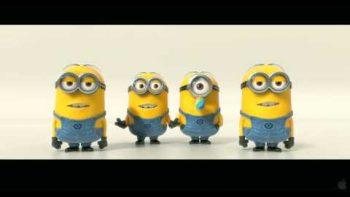 Despicable Me 2 Trailer – Minions Sing Ba Ba Ba, Ba Ba, Na Na