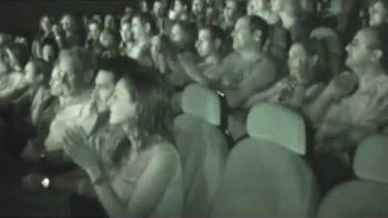 Israeli Alzheimer's Association Pranks Multiplex Theater To Raise Alzheimer's Awareness