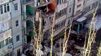 Russian Apartment Building Collapse