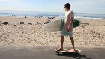 ZBoard Electric Skateboard Commercial