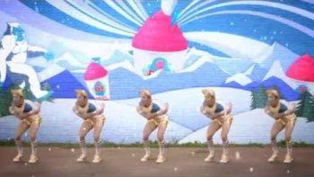 7-11 Slurpee Dance Dubstep Commercial
