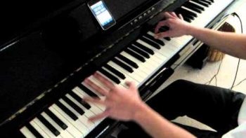 Foo Fighters Piano Cover – Everlong