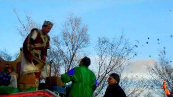 Will Ferrell Mardi Gras Bacchus King 2012
