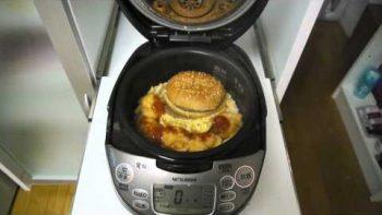 Japanese McDonald's Big Mac Infused Rice