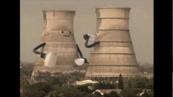 Collapsing Cooling Towers British PSA