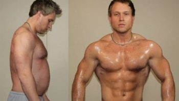 Man Exposes Truth Behind 'Health Products' Before/After Picture Transformations