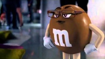 M&M's Sexy And I Know It Super Bowl Commercial
