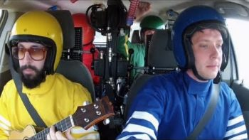 OK Go – Needing/Getting Music Video Plays Music With Chevy Sonic