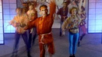 Cheesy 80's Karate Rap Song