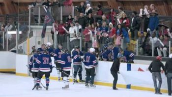 Budweiser Canada Surprises Recreational Hockey Game Super Bowl Commercial 2012