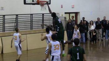 Tallest High School Basketball Player