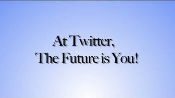 Twitter Purposefully Makes Cheesy Recruiting Video