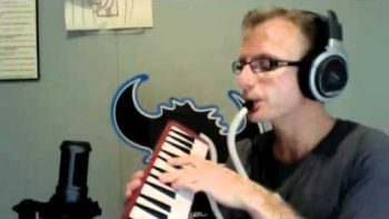 Epic 90's Megamix On Melodica