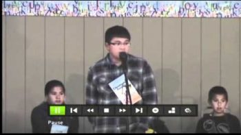 Student Can't Hear Word Correctly At Spelling Bee