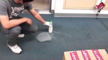 Liquid Nitrogen Explodes In Bottle