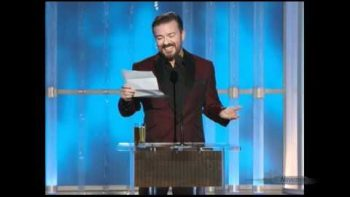 Ricky Gervais 2012 Golden Globes Opening Monologue