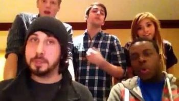 Pentatonix Covers Moves Like Jagger