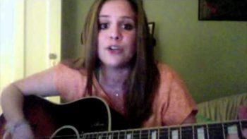 Girl Sings Ode To Jason Segel