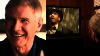 Harrison Ford Watches Indiana Jones Movies For The First Time – FAKE