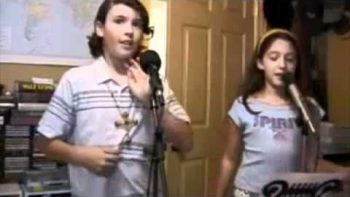 Religious Kids Sing Cover Of Pop Songs With Christian Twist
