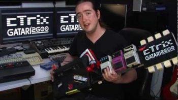 Nerd Hacks Atari To Make Epic Atari Guitar