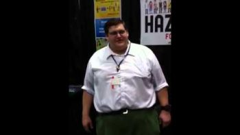 Peter Griffin In Real Life At Comic Con