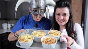 Baking Skyrim Souffle