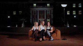 Elon University Seniors Recreate 'Friends' Intro Shot-For-Shot