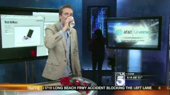 LA Morning News Harass New Intern Over Coffee On The Air