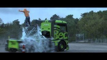 Semi-Truck Drifting
