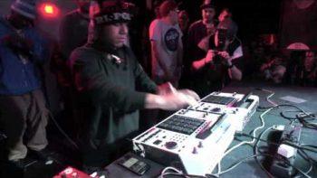 DJ Performs Live Dubstep Show