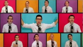 Jewish A Cappella Group The Maccabeats Perform Hanuka Themed Cover Of Matisyahu