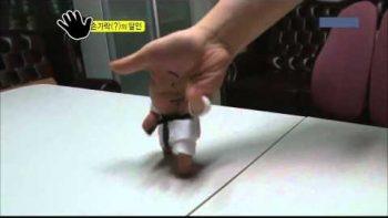 Hand Becomes Taekwondo Master