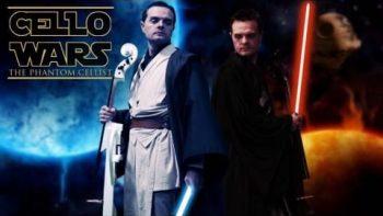 Cello Star Wars Battle