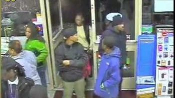 Mass Flash Mob Theft At Silver Spring 7-11