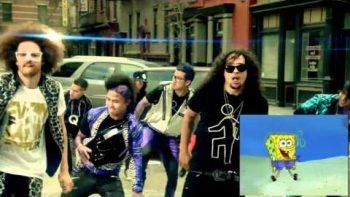 Party Rock Anthem Sponge Bob Mash Up
