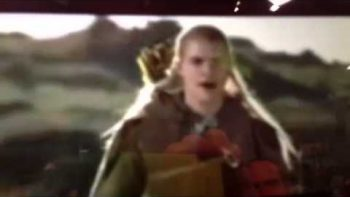 Legolas Recreates 'Taking The Hobbits To Isengard' Viral Video While Taping The Hobbit