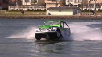 Fastest Amphibious WaterCar In The World