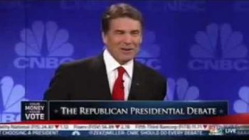 Rick Perry Fail At Republican Debate