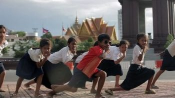 Cambodian Kids Parody Gangnam Style