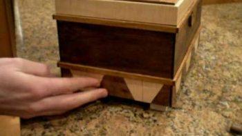 Homemade Puzzle Box