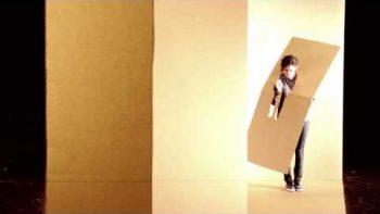 Fitting In Cardboard Short Film
