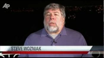Apple Co-founder Steve Wozniak Remembers Steve Jobs