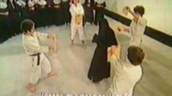Nuns Learn Martial Arts