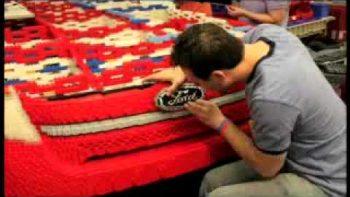 Lego Ford Explorer Time Lapse