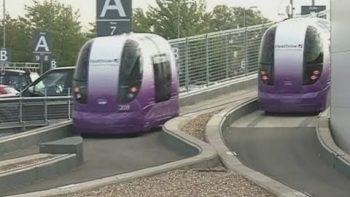 Autonomous Airport Transport Pods