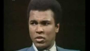 Muhammad Ali's Prophecy About The First Black President