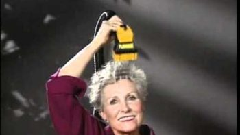 Strange Vacuum Hair Cutting Machine Commercial