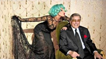 Tony Bennett And Lady Gaga The Lady Is A Tramp Duet